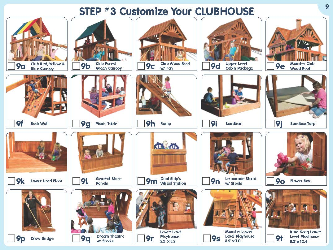 2017-Rainbow-of-Ontario-Playground-Equipment-Catalog_Page_009  sc 1 st  Playground Equipment Wooden Swing Sets u0026 Goalsetter Basketball Nets & Swing Sets and Playground Equipment - Rainbow of Ontario | Play ...